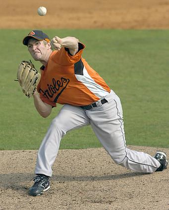 Garrett Olson, Baltimore Orioles