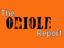 oriole report logo